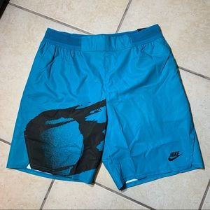 Nike Andre Agassi limited challenger court shorts